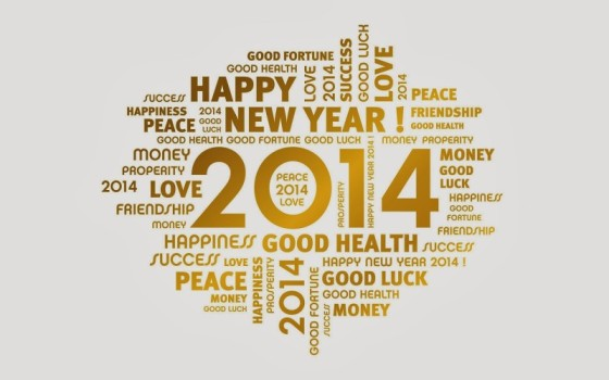 Happy new year for 2014 help change the world the future of the wish you a happy new year 2014 4 voltagebd Image collections