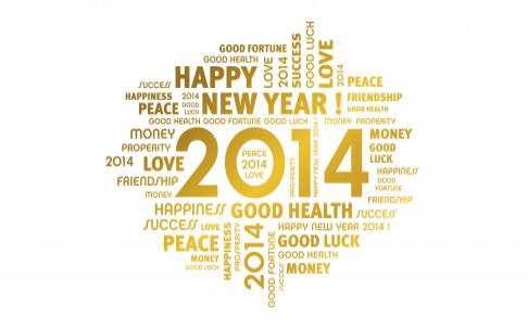 happy_new_year_2014_gold