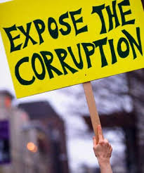 Expose corruption