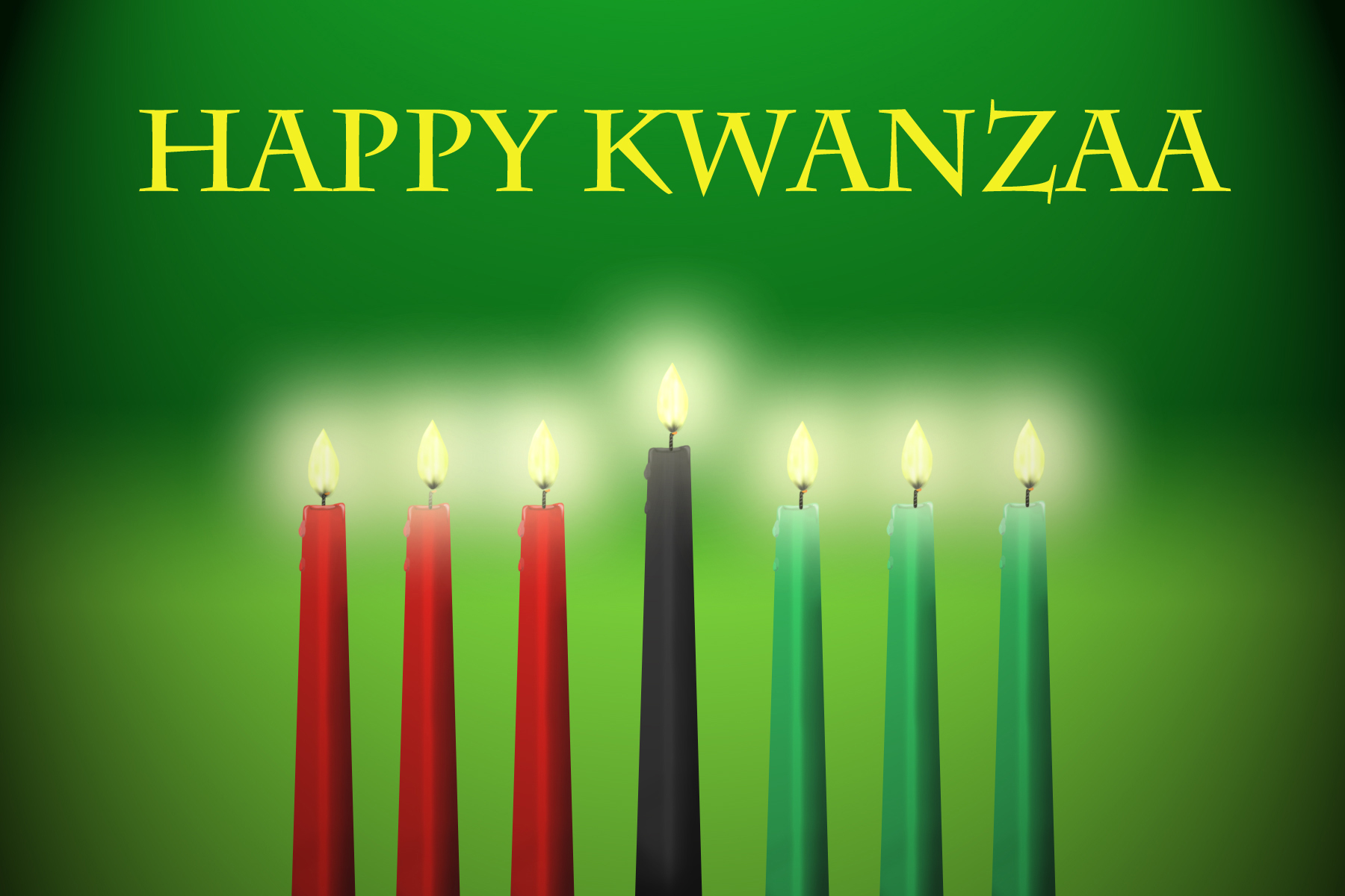 Happy kwanzaa help change the world the future of the county is now happy kwanzaa m4hsunfo