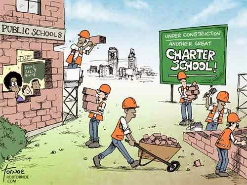 charter school under construction