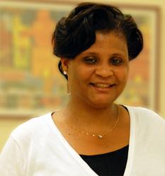 School Principal Jeanene Worrell Breeden.
